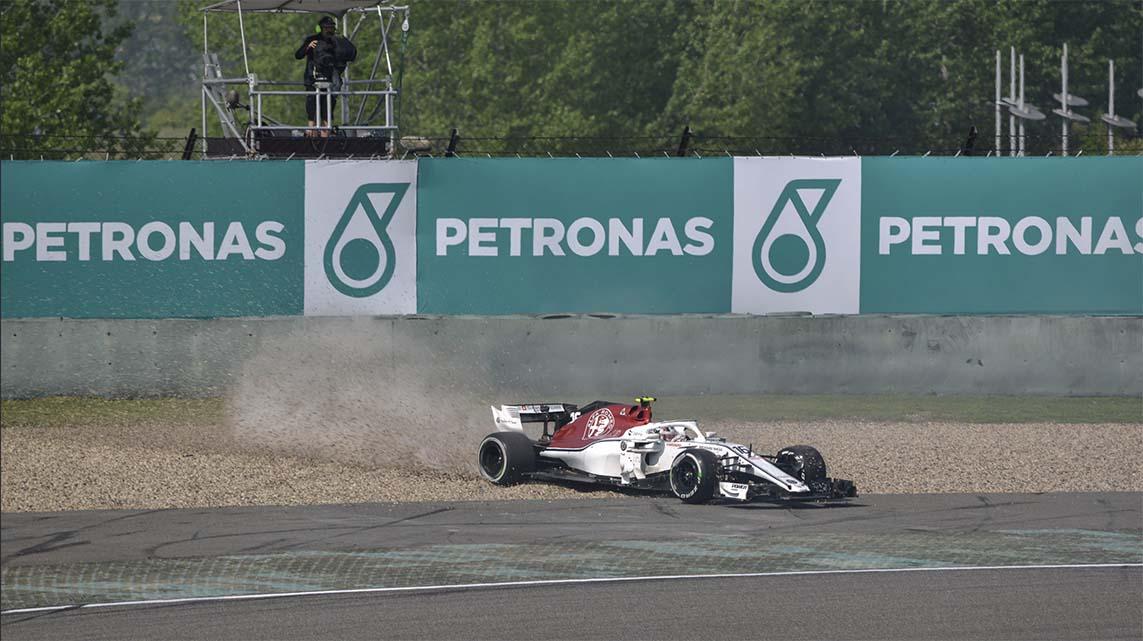 Ferrari's Charles Leclerc